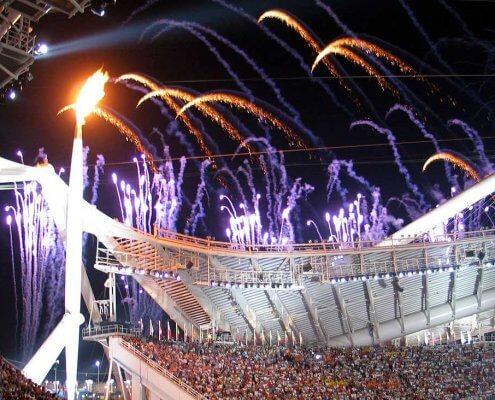 ورزشگاه آتن