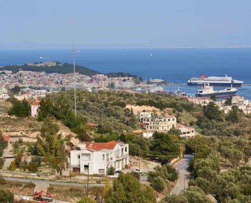 معرفی جزیره لسبوس یونان